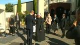 الأمير وليام يزور مسجدي كرايستشيرش ويلتقي بناجين من الهجوم