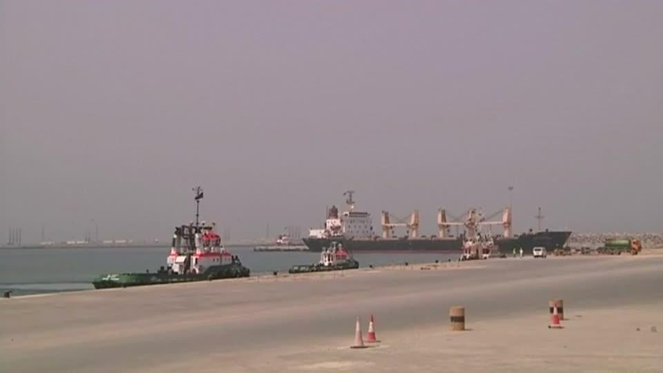 Saudi Arabia says oil tankers attacked near UAE waters