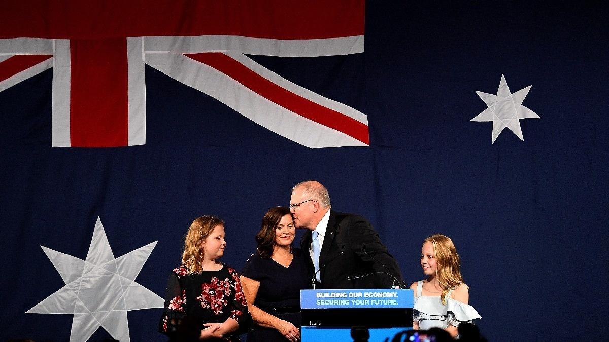 Australian government claims 'miracle' election win