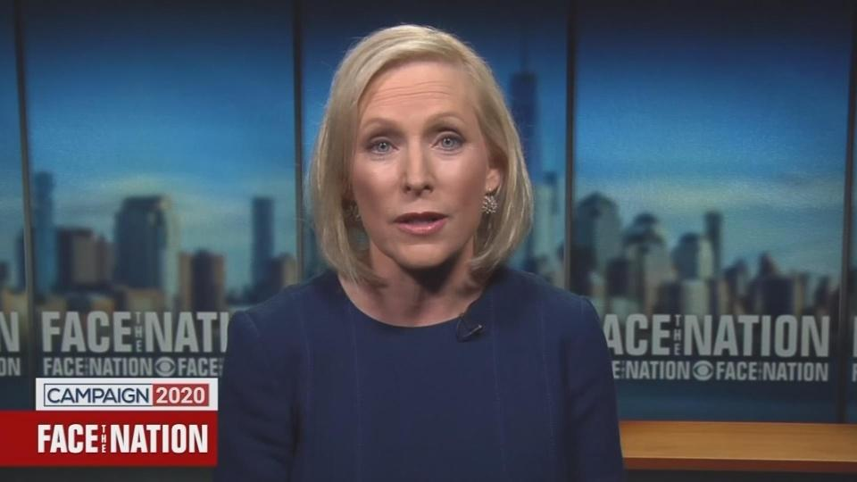 Trump waging war on America's women: Gillibrand