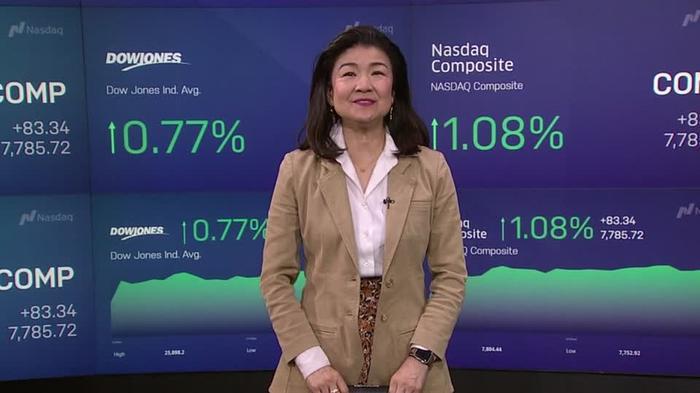 NY株反発、ファーウェイ規制緩和で(21日)