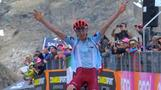 Zakarin wins Giro stage 13 as Roglic, Nibali stay together