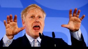 英保守党党魁首轮投票结果出炉 约翰逊大幅领先