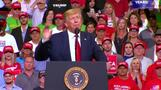 Trump hits out at Democrats, launches 2020 campaign