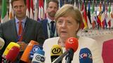 Merkel - Einigung über EU-Spitzenpersonal könnte etwas dauern
