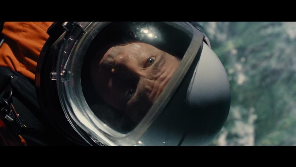 First trailer released for upcoming Brad Pitt film 'Ad Astra'