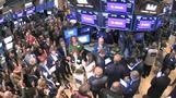 Slack soars in market debut