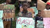 Meet Uganda's 14-year-old Greta Thunberg-inspired climate activist