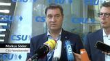 CSU-Chef Söder bringt europäische Klima-Maut ins Gespräch