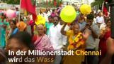 Millionen Menschen ohne Wasser