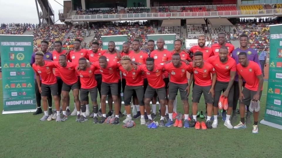 Fans root for Cameroon's Lions despite AFCON pay standoff