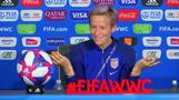 Rapinoe slams FIFA over schedule, prize money