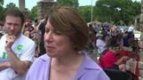 'This makes no sense': Klobuchar on ICE raids