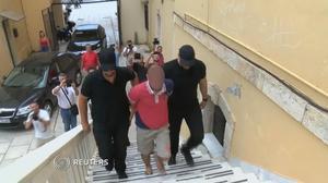 Suspect held in murder of US scientist in Greece: police