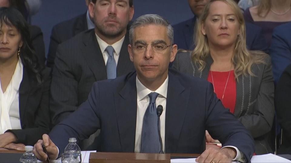 Facebook gets a DC grilling on Libra, antitrust