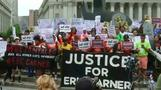 Rally calls for justice over Eric Garner's death