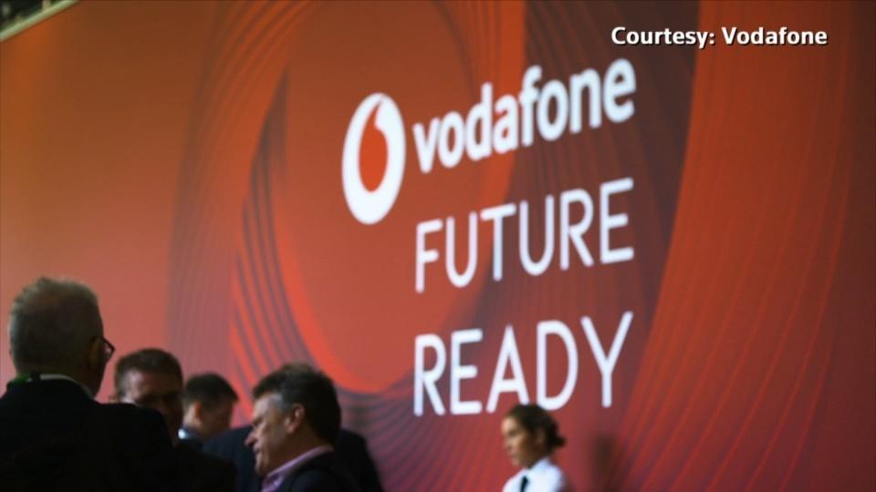 EU clears Vodafone's $22 billion Liberty deal