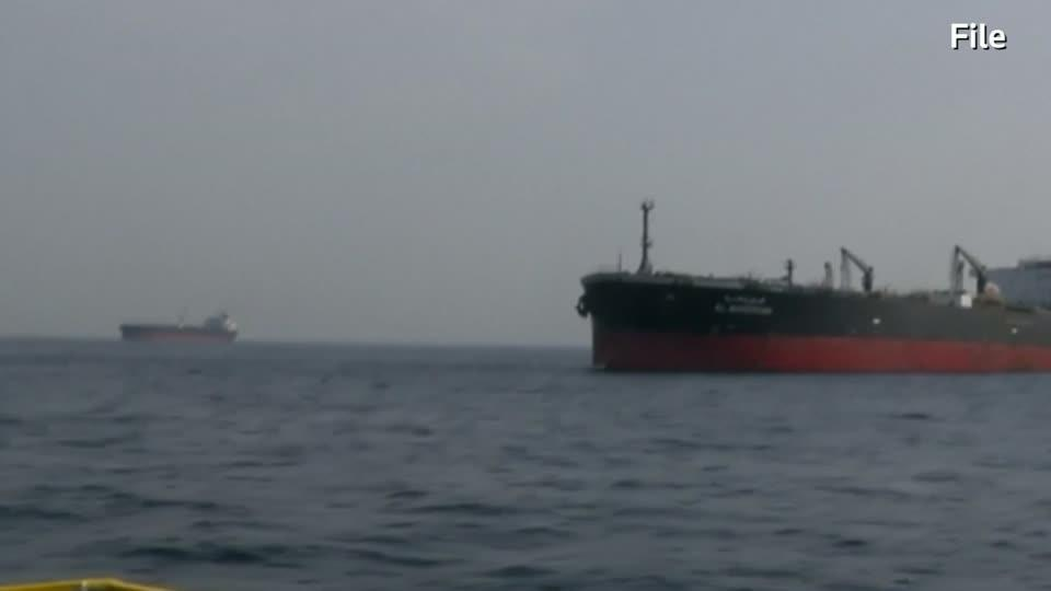 Iran claims to have impounded foreign ship