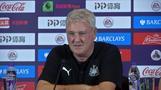 I'm not everyone's cup of tea, admits Bruce ahead of Newcastle stint