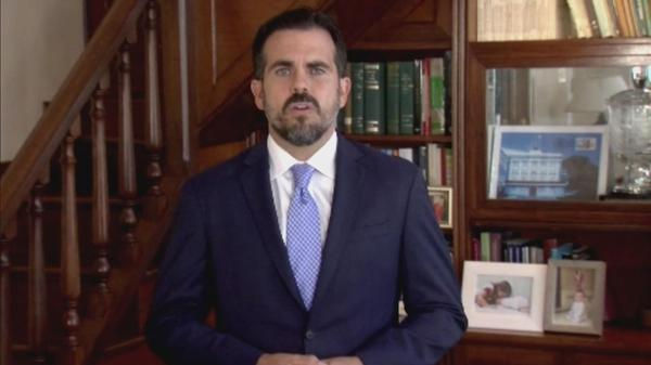 Rossello says he will not run for re-election