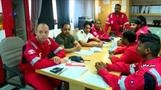 Iran präsentiert Tanker-Crew im Fernsehen