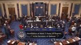 Senate confirms Esper as Defense Secretary