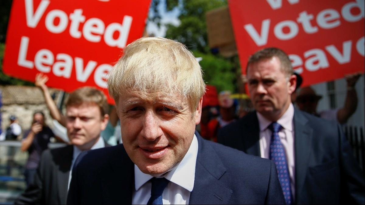 The big reveal: Boris Johnson is the UK's next leader