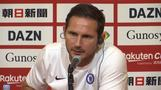 Lampard happy with Chelsea win over Barca