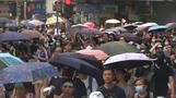 Hong Kong hit by another weekend of protests