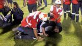Three dead after a soccer riot in Honduras