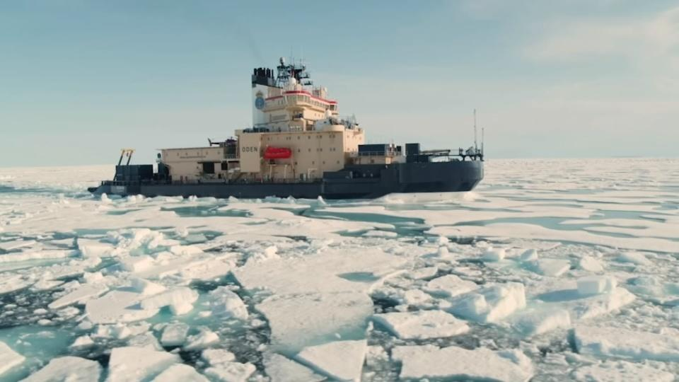 Scientists find microplastics deep in Arctic ice
