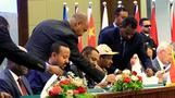 Power sharing agreement signed in Sudan