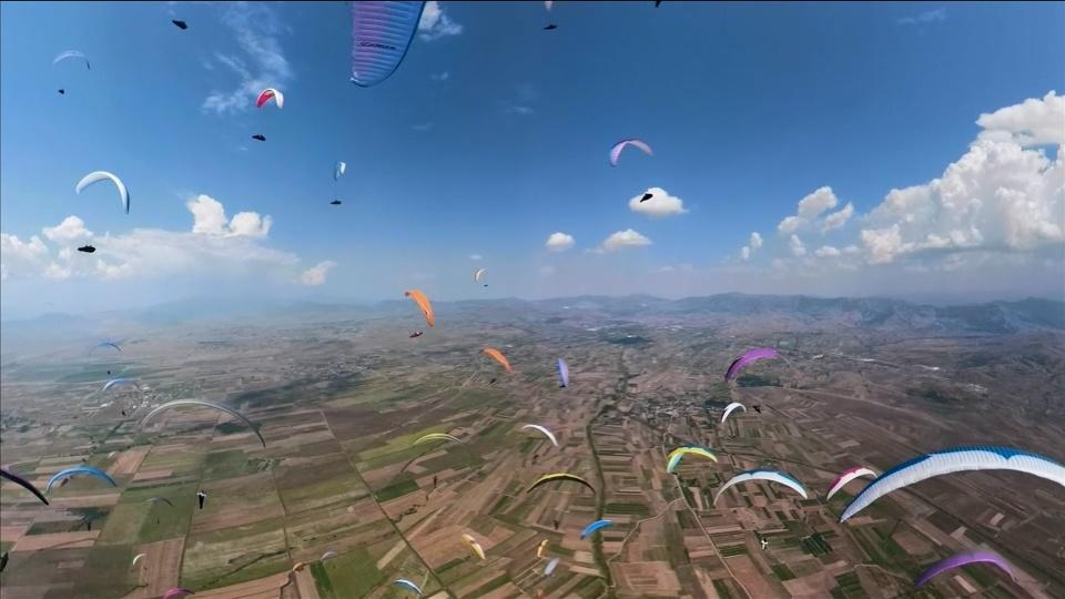 FAI World Paragliding champions crowned after spectacular event in North Macedonia