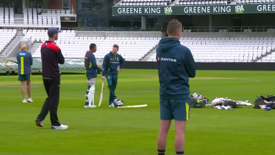 Smith ruled out of third Ashes test after concussion injury