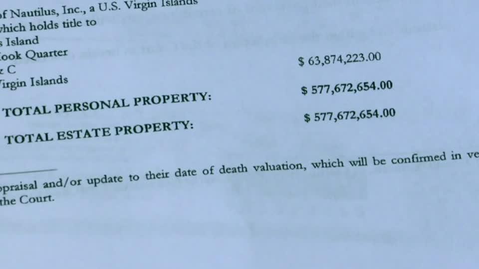 Three more women sue Epstein's estate