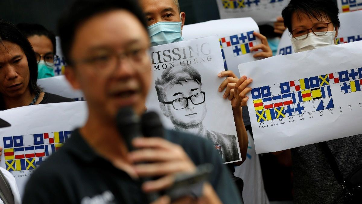 China confirms detention of British employee