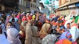 Thousands participate in pro-freedom rally in Srinagar outpost