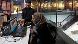 Blinded under IS rule Iraqi teen realises radio dream