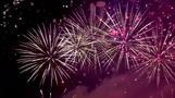 مهرجان للألعاب النارية يضيء سماء كالينينجراد الروسية