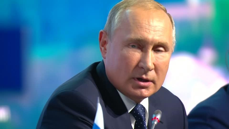 Putin says prisoner swap with Ukraine is nearly complete