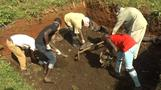 In Kenya's Rift Valley, a push for organic farming