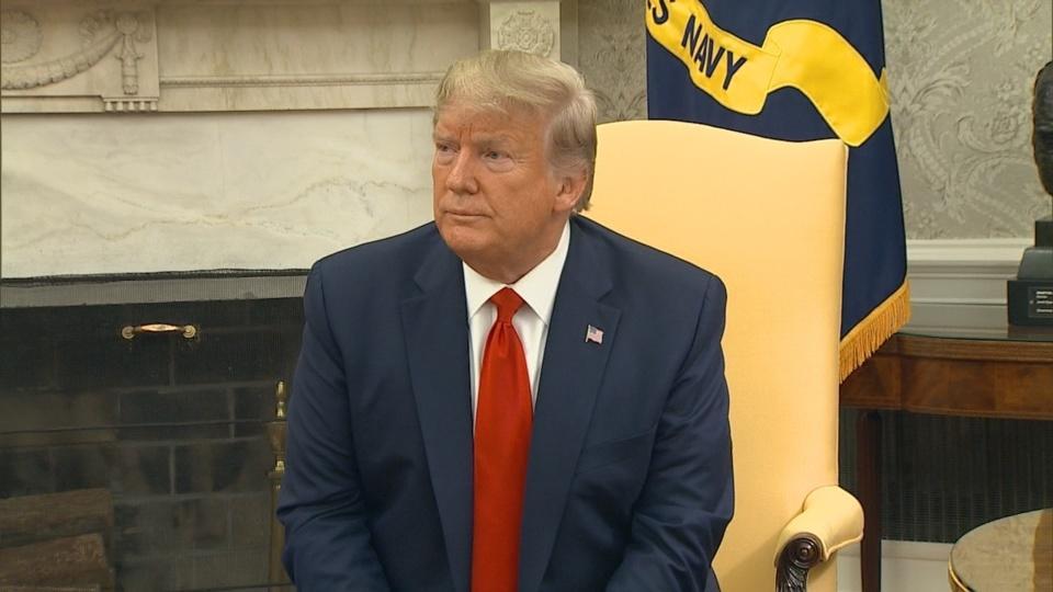 Not ready to visit North Korea - Trump