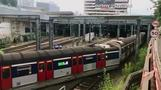 Train derailment in Hong Kong causes commuter chaos
