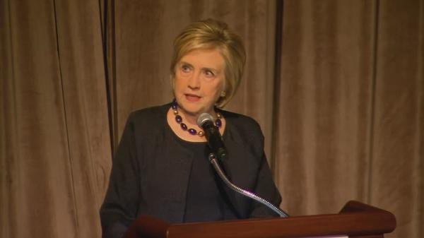 The president is 'lying to Americans': Hillary Clinton