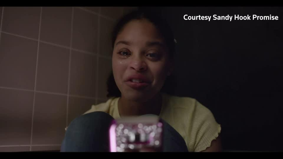 Sandy Hook shooting victims' advocacy group airs chilling anti-school violence ad
