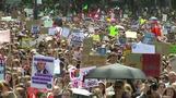 احتجاجات للطلاب في عشرات الدول لحث العالم على مواجهة تغير المناخ