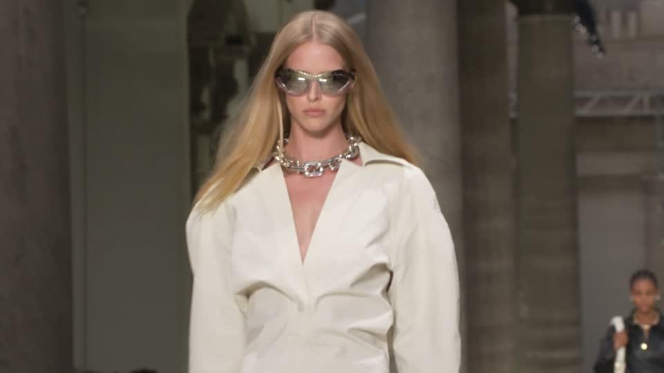 Bottega Veneta's Lee plays with cuts and softness for spring line