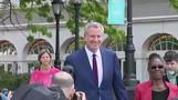 NYC Mayor de Blasio ends 2020 bid