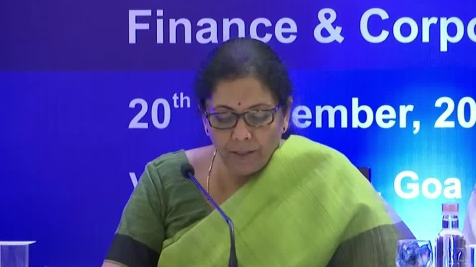 India gives companies $20.5 bln tax break