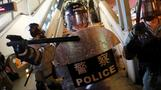 Hong Kong police accused of 'torture'